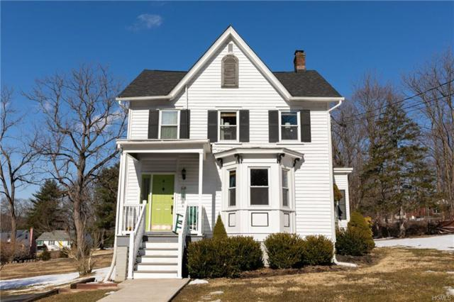 58 Marlorville Road, Wappingers Falls, NY 12590 (MLS #4913957) :: Mark Seiden Real Estate Team