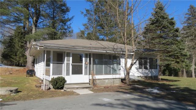 22 County Road 116, Lake Huntington, NY 12752 (MLS #4914752) :: William Raveis Legends Realty Group