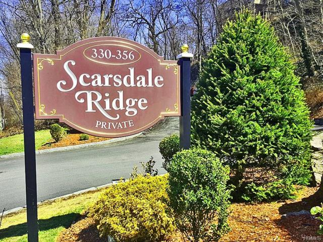 352 Central Park Avenue D-5, Scarsdale, NY 10583 (MLS #4914961) :: William Raveis Legends Realty Group