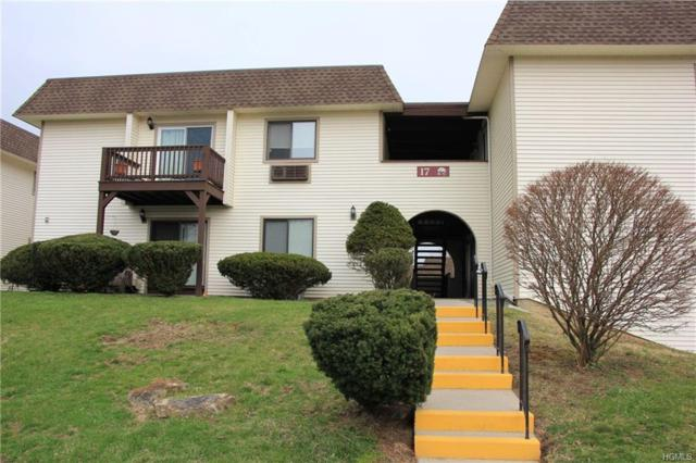 17 Village Park Drive 2C, Fishkill, NY 12524 (MLS #4915347) :: William Raveis Legends Realty Group