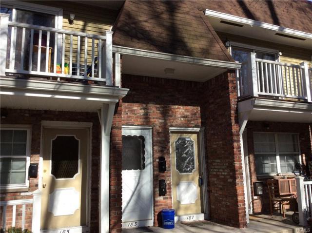 187 Parkside Drive, Suffern, NY 10901 (MLS #4915836) :: William Raveis Baer & McIntosh