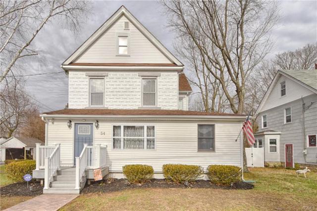 54 Highland Avenue, Otisville, NY 10963 (MLS #4917939) :: William Raveis Legends Realty Group