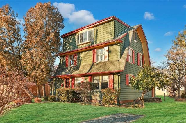 14 Mansfield Avenue, Nyack, NY 10960 (MLS #4931967) :: RE/MAX RoNIN