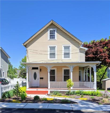 21 Maple Street, Beacon, NY 12508 (MLS #4937364) :: Mark Boyland Real Estate Team