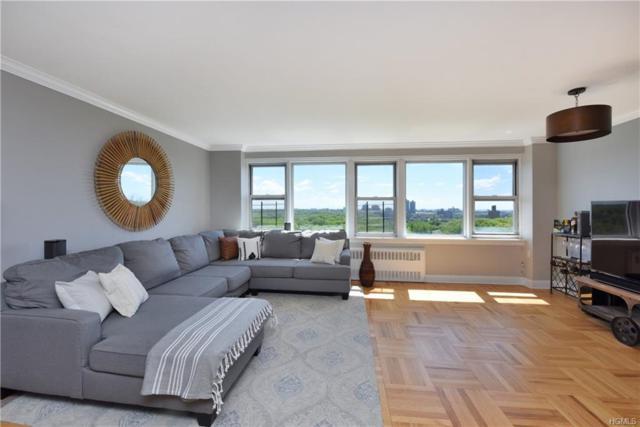 4555 Henry Hudson Parkway #1007, Bronx, NY 10471 (MLS #4941177) :: Shares of New York