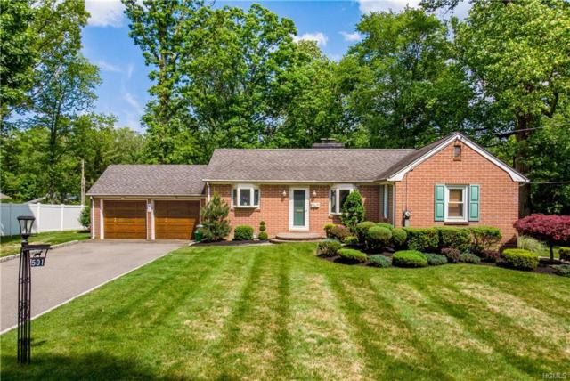 501 Spook Hollow Road, Nyack, NY 10960 (MLS #4946173) :: William Raveis Legends Realty Group