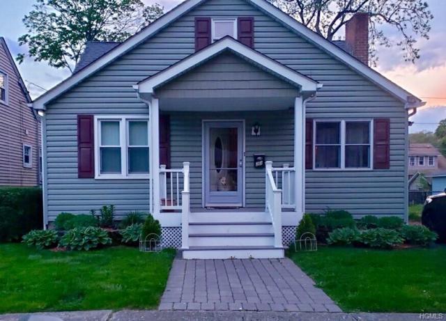 23 Roosevelt Place, Newburgh, NY 12550 (MLS #4956465) :: The McGovern Caplicki Team