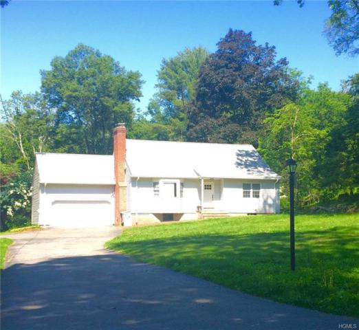 8 Pond Hill Road, Chappaqua, NY 10514 (MLS #4960570) :: William Raveis Legends Realty Group