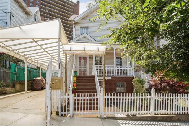 3430 Bailey Place, Bronx, NY 10463 (MLS #4990875) :: The McGovern Caplicki Team