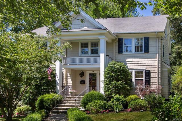 172 Ellison Avenue, Bronxville, NY 10708 (MLS #4991973) :: Mark Boyland Real Estate Team