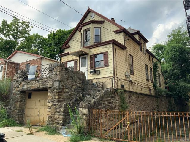 9 Edgewood Avenue, Yonkers, NY 10704 (MLS #4995094) :: The Anthony G Team
