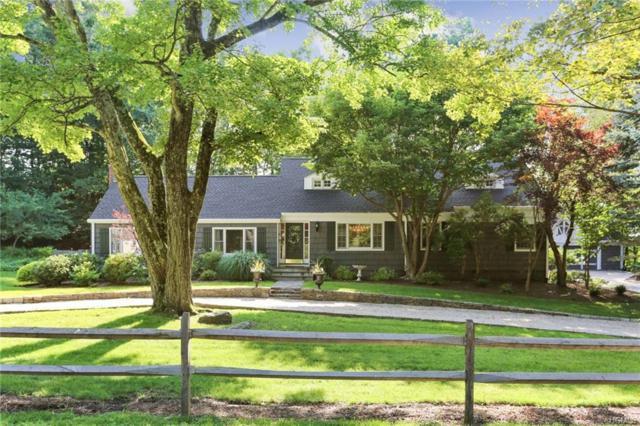 24 Wildwood Road, Chappaqua, NY 10514 (MLS #5007061) :: Mark Boyland Real Estate Team
