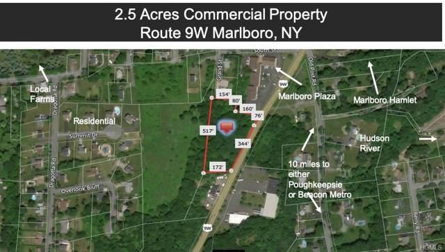 Route 9W, Marlboro, NY 12542 (MLS #5084996) :: Marciano Team at Keller Williams NY Realty