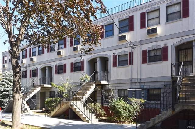 860 Leland Avenue 33C, Bronx, NY 10473 (MLS #5106013) :: The Anthony G Team