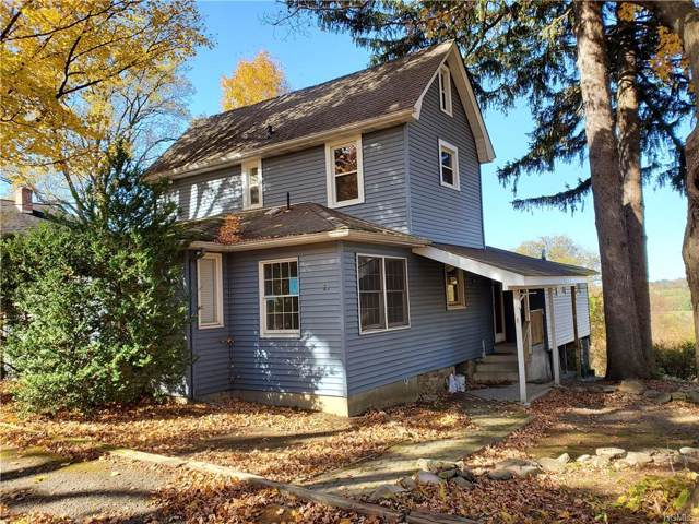 27 Derussey Lane, Cornwall, NY 12518 (MLS #5111450) :: William Raveis Baer & McIntosh