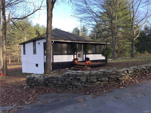 124 Griffin Road, Forestburgh, NY 12777 (MLS #H5119031) :: Cronin & Company Real Estate