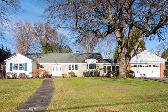 28 Sulgrave Road, Scarsdale, NY 10583 (MLS #5126278) :: William Raveis Baer & McIntosh