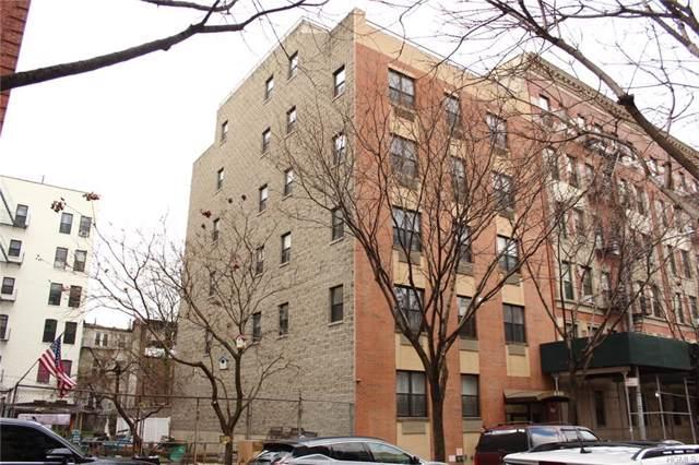 440 E 117th Street 5A, New York, NY 10035 (MLS #5126587) :: The McGovern Caplicki Team