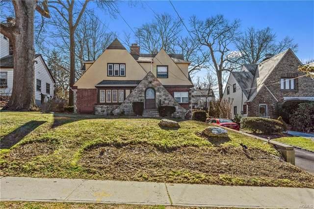 34 Vaughn Avenue, New Rochelle, NY 10801 (MLS #5128321) :: William Raveis Baer & McIntosh