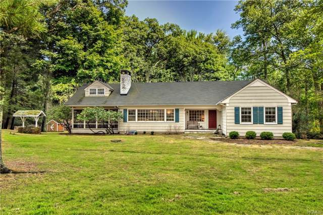31 Bayberry Way, Pound Ridge, NY 10576 (MLS #6003356) :: William Raveis Legends Realty Group