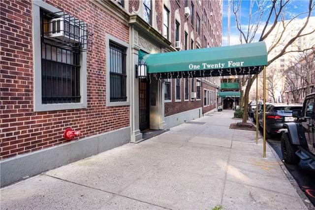 124 W 93rd Street 5F, New York, NY 10025 (MLS #6003442) :: Mark Seiden Real Estate Team