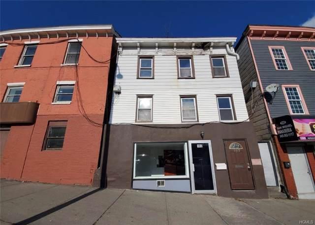 182 Broadway, Newburgh, NY 12550 (MLS #6008090) :: Mark Seiden Real Estate Team