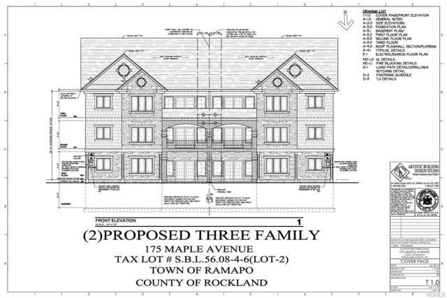 177 Maple Avenue #2, Ramapo, NY 10952 (MLS #H6009940) :: Kevin Kalyan Realty, Inc.