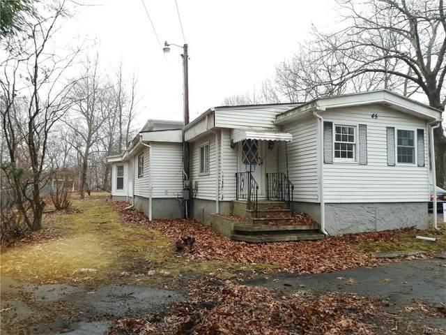 45 Overland Drive, Wallkill, NY 12589 (MLS #6011562) :: Cronin & Company Real Estate