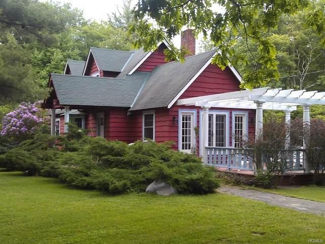 88 Hartung Road, Highland Lake, NY 12743 (MLS #6012874) :: William Raveis Baer & McIntosh