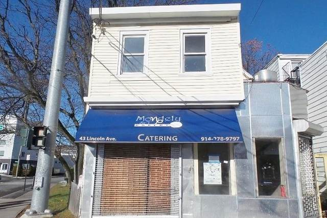 43 Lincoln Avenue, New Rochelle, NY 10801 (MLS #6016942) :: Mark Boyland Real Estate Team