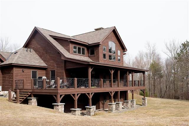 17 Top Ridge Trail, Bethel, NY 12720 (MLS #H6027141) :: William Raveis Baer & McIntosh