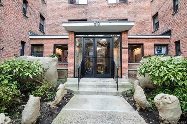 50 White Oak Street 2B, New Rochelle, NY 10801 (MLS #H6001716) :: William Raveis Baer & McIntosh