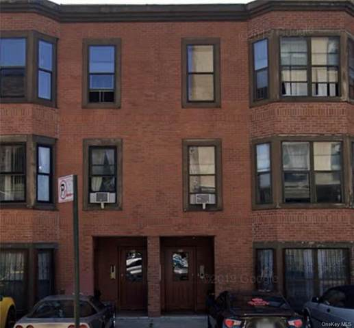 901 Elder Avenue A, Bronx, NY 10473 (MLS #H6018702) :: Mark Seiden Real Estate Team