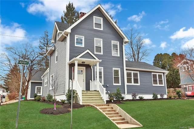 80 Taylor, Mount Pleasant, NY 10532 (MLS #H6023993) :: RE/MAX Edge