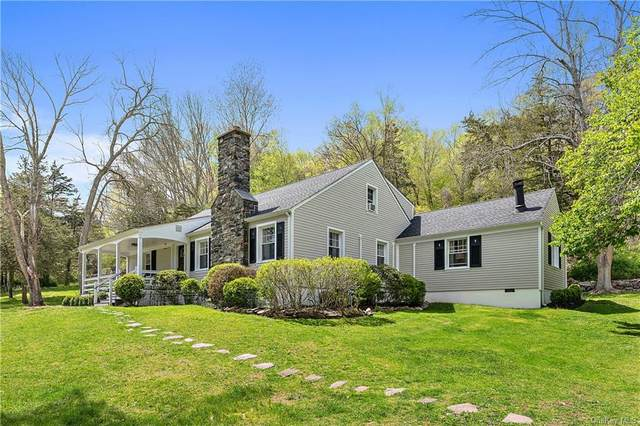 930 Old Post Road, Bedford, NY 10506 (MLS #H6035523) :: Signature Premier Properties