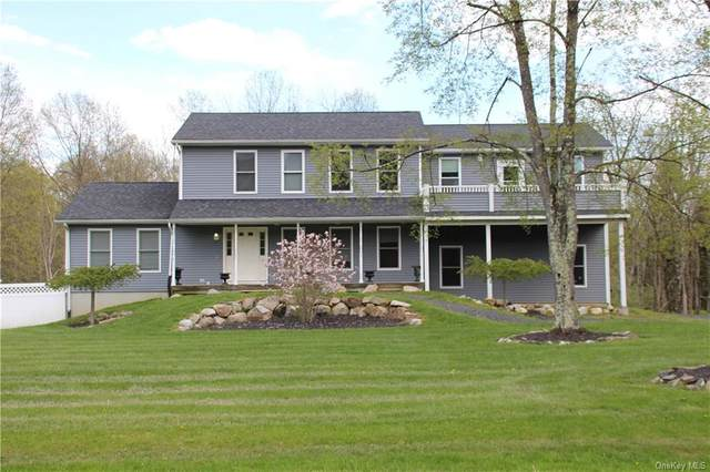 8 Climbing Ridge Road, Gardiner, NY 12561 (MLS #H6038461) :: Cronin & Company Real Estate
