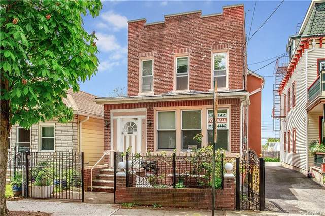 573 Minnieford Avenue, Bronx, NY 10464 (MLS #H6038644) :: Frank Schiavone with William Raveis Real Estate