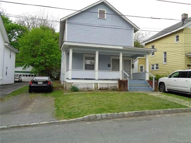 13-15 Clinton, Montgomery Town, NY 12586 (MLS #H6039624) :: Cronin & Company Real Estate