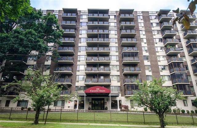 160 Academy Street 10M, Poughkeepsie, NY 12601 (MLS #H6039645) :: William Raveis Baer & McIntosh