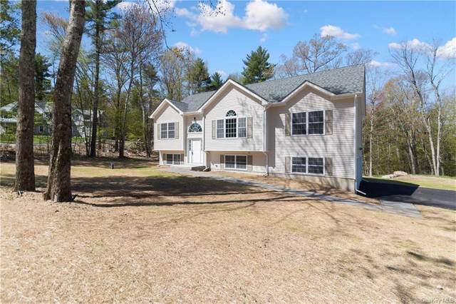 39 Bert Mccord Drive, Pine Bush, NY 12566 (MLS #H6041901) :: Frank Schiavone with William Raveis Real Estate