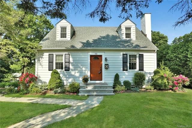 315 Fort Washington Avenue, Mount Pleasant, NY 10532 (MLS #H6042182) :: RE/MAX Edge