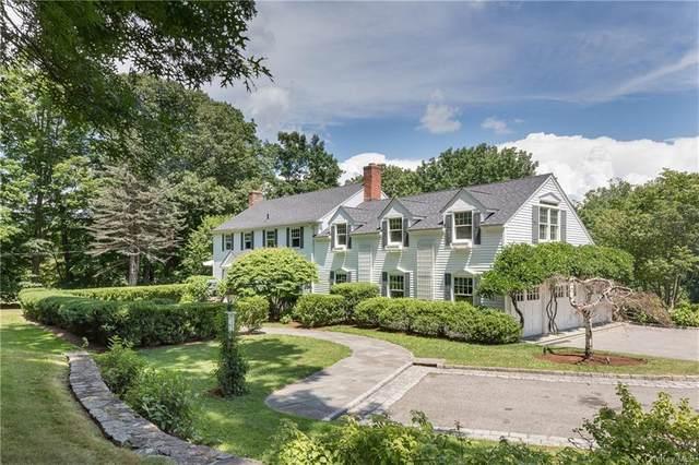 90 Springhurst Road, Bedford, NY 10507 (MLS #H6048524) :: William Raveis Baer & McIntosh