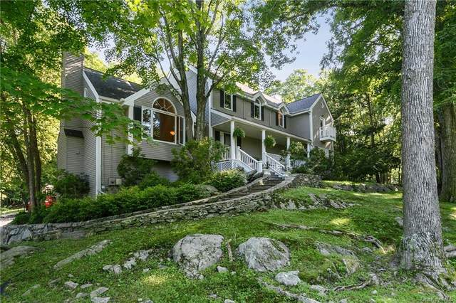 178 Upper Shad Road, Pound Ridge, NY 10576 (MLS #H6054490) :: William Raveis Legends Realty Group