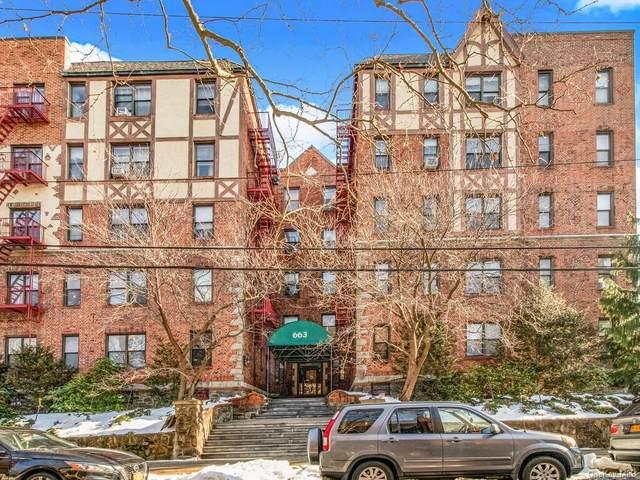 663 Locust Street 2H, Mount Vernon, NY 10552 (MLS #H6055453) :: Laurie Savino Realtor