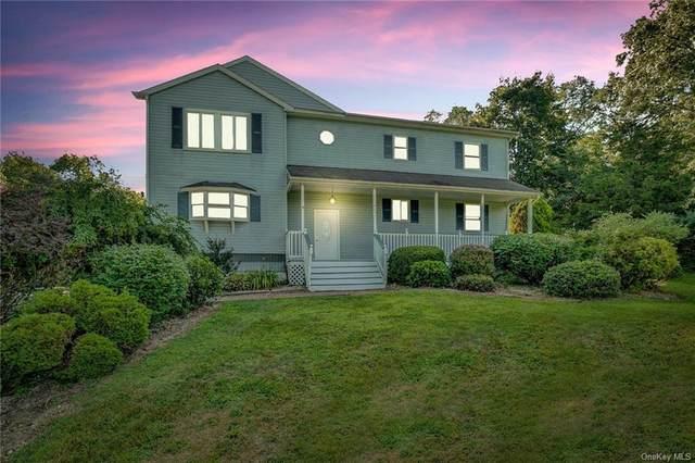 60 Lakeside Drive, New Windsor, NY 12553 (MLS #H6056687) :: Kendall Group Real Estate | Keller Williams