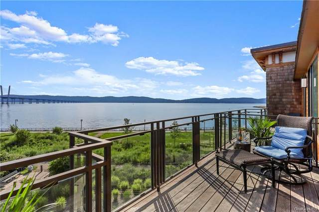 45 Hudson View Way #402, Tarrytown, NY 10591 (MLS #H6057191) :: Cronin & Company Real Estate