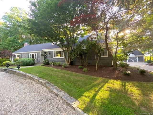 24 Wildwood Road, Chappaqua, NY 10514 (MLS #H6057899) :: Frank Schiavone with William Raveis Real Estate