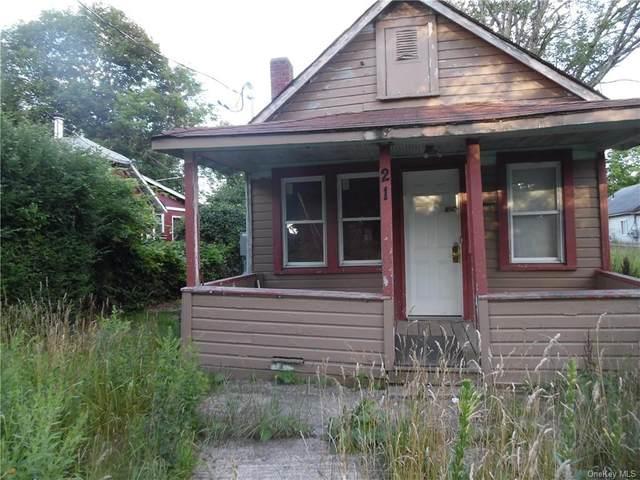 21 Highland Avenue, Monticello, NY 12701 (MLS #H6058693) :: William Raveis Baer & McIntosh