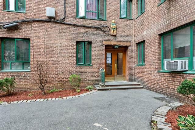 1501 Metropolitan Avenue 8A, Bronx, NY 10462 (MLS #H6058885) :: Nicole Burke, MBA | Charles Rutenberg Realty