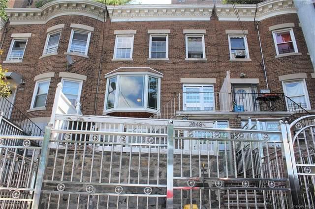 2548 Bailey Avenue, Bronx, NY 10463 (MLS #H6060594) :: Mark Boyland Real Estate Team